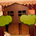 Safari Kids Room Interior in Multan
