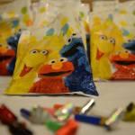 Sesame Street Birthday Party Goody Bags