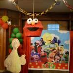 Sesame Street Birthday Party Pinata