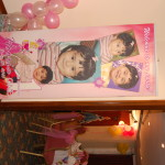 Custom Photo Stand in Large Size