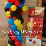 Custom Angry Birds Photo Stand