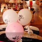 Micky Custom Printed Balloons